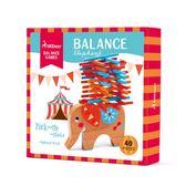《 希臘 MiDeer 》大象平衡木╭★ JOYBUS玩具百貨