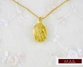 9999純金 黃金 吉祥物系列 簍空 福瓜 墜飾 墜子 送精緻皮繩項鍊 母親節推薦