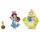 《 Disney 迪士尼 》Hasbro 迪士尼迷你公主故事場景組 - 貝兒 / JOYBUS玩具百貨