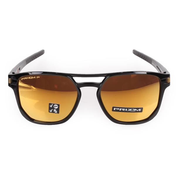 OAKLEY LATCH BETA 偏光太陽眼鏡(附鏡袋無鼻墊 免運 抗UV 登山≡體院≡ OAK-OO9436-0454