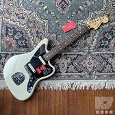 【凱傑樂器】Fender 美廠 Professional Jaguar 玫瑰木指板 電吉他 奧林匹克白