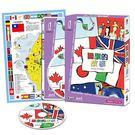 (法國動畫) 國旗的故事 DVD ※附台...