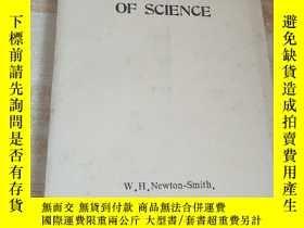 二手書博民逛書店THE罕見RATIONALITY OF SCIENCEY21619
