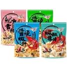 KAKA 魷魚香圈/醬燒蝦餅/蝦酥薄片(40g) 款式可選【小三美日】