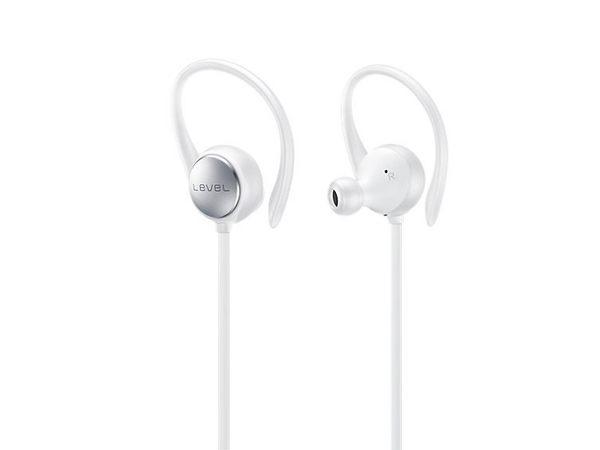 《育誠科技》『Samsung Level Active 白色』運動藍芽牙耳機/藍牙/IPx4防水等級/矽膠材質