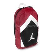 Nike 後背包 Jordan Bred 紅 黑 背包 喬丹 飛人 筆電 書包【ACS】 9A0262-R78