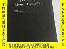 二手書博民逛書店The罕見Guide to Merger RemediesY25