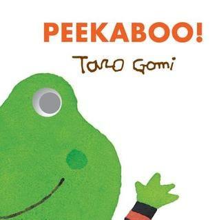 【幼兒面具書】PEEKABOO! /硬頁書 (五味太郎)