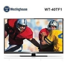 【免運費】美國西屋 40型LED顯示器+視訊盒 WT-40TF1