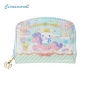 日本限定 三麗鷗 大耳狗 獨角獸夢幻城堡 卡夾包 / 短夾 / 零錢包