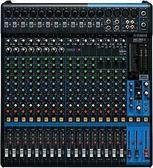 【金聲樂器廣場】全新 YAMAHA MG20XU 混音器 20軌輸入 含SPX效果 USB介面