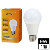 麗元 LED燈泡-黃光(9W)【愛買】