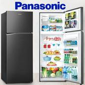 Panasonic 國際牌485公升 雙門冰箱 鋼板系列 NR-B480TV【公司貨保固+免運】