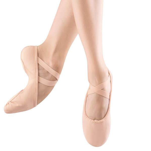*╮寶琦華Bourdance╭*芭蕾軟鞋系列☆BLOCH SO210L - Proflex帆布兩點軟鞋【80150210】
