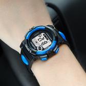 兒童手錶 防水運動電子錶 男女中小學生錶夜光戶外兒童表兒童手錶男孩