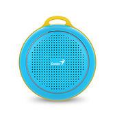 Genius 昆盈 彩色精靈 SP-906BT-BL 湛粉藍 攜帶式 藍牙喇叭