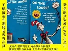 二手書博民逛書店DR.罕見SEUSS ON THE LOOSE :蘇斯醫生逍遙法外Y200392
