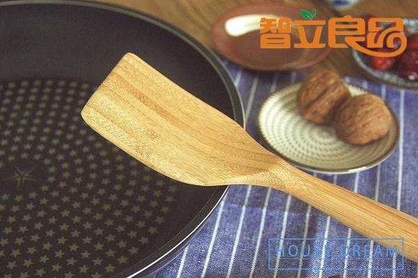 鍋鏟 專用木鏟耐用竹鏟 熬阿膠糕工具不沾鍋鏟烘培工具防燙耐高