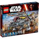 樂高積木LEGO《 LT75157 》STAR WARS™ 星際大戰系列 - Captain Rex's AT-TE ╭  ★ JOYBUS玩具百貨
