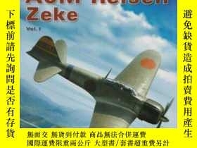 二手書博民逛書店Monograph罕見3072. Mitsubishi A6M Reisen Zeke-專著3072。三菱A6M瑞