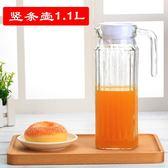 家用涼水壺玻璃耐熱涼水杯涼白開水壺冷水壺果汁扎壺大容量鴨嘴壺 igo 秘密盒子