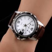 全自動綠水鬼男士手錶防水時尚款男2019新款仿水精鋼名牌腕錶【限時八折】