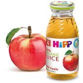 Hipp 喜寶 有 機純蘋果汁200ml X 6罐 510元