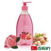 【土耳其dalan】野生玫瑰&甜杏仁油健康洗手乳 400ml