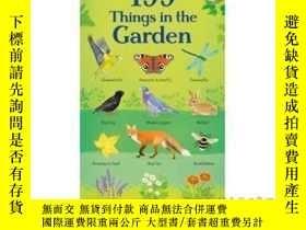 二手書博民逛書店199罕見Things in the Garden-花園裏有199件東西Y465786 Hannah Wats