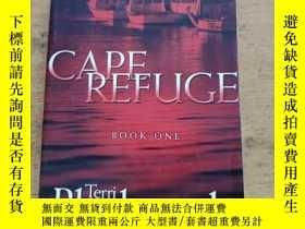 二手書博民逛書店Cape罕見Refuge Book OneY216015 Blackstock ZONDERVAN 出版20