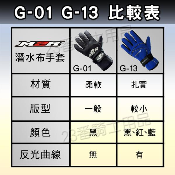 【M2R G13 防水 保暖 手套 機車 防水 潛水布 手套 黑 】可自取