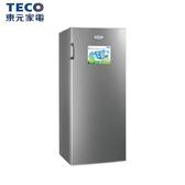 東元170L單門直立式冷凍櫃 RL163SW