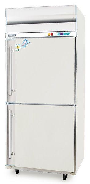 二門式 不銹鋼型 冷凍冷藏櫃【風冷冰櫃】型號:TC-298