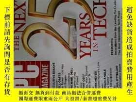 二手書博民逛書店PC罕見Magazine 2008年1月 英文個人電腦雜誌 可用樣板間道具雜誌Y14610