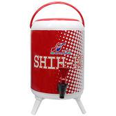 【10公升不鏽鋼手提冰桶】附水龍頭 保溫桶 保冰桶 茶桶 啤酒桶 IC-936 [百貨通]