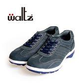 Waltz-磨砂皮休閒男鞋622103-07(藍)