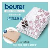 【德國博依】銀離子抗菌床墊型電毯(雙人定時)+乾溼兩用熱敷墊TP66_