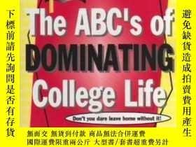 二手書博民逛書店Abcs罕見Of Dominating College LifeY307751 Hurd Shannon Sh