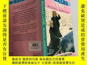 二手書博民逛書店Why罕見the Whales Came 為什麽鯨魚來了Y200392