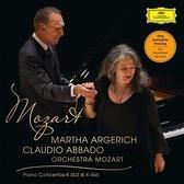 【停看聽音響唱片】【黑膠LP】W. A. MOZART:Piano Concertos · Klavierkonzerte No. 20 KV 466 · No. 25 KV 503