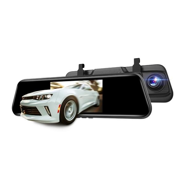 PAPAGO! FX760Z GPS測速後視鏡行車紀錄器(星光夜視/倒車顯影/前後雙錄)~送32G