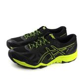 亞瑟士 ASICS GEL-Fuji Trabuco 6 GORE-TEX 運動鞋 黑色 男鞋 T7F0N-9089 no335