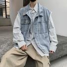 秋季牛仔夾克男士韓版寬鬆無袖背心潮流ins春秋外套坎肩馬甲外穿 寶貝計劃