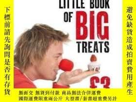 二手書博民逛書店Jamie s罕見Little Book Of Big Treats-傑米的大餐小冊子Y436638 Jami