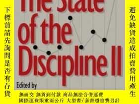 二手書博民逛書店Political罕見Science The State Of The Discipline IiY36468
