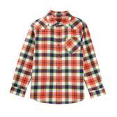 『小鱷魚童裝』彩格襯衫(10號~18號)532101