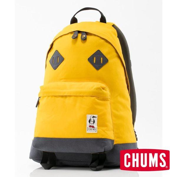 CHUMS 日本 Bozeman 後背包 黃色-CH602396Y001