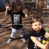 嬰兒短袖套裝  短袖上衣+長褲二件式童裝 SK223 好娃娃