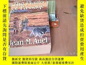 二手書博民逛書店the罕見plains of passageY15641 JEA