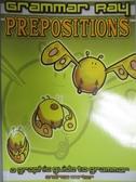 【書寶二手書T9/百科全書_YHM】Grammar Ray: Prepositions: A Graphic Guide